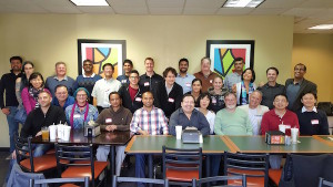 Silicon Valley Entrepreneurs Toastmasters Members 2015